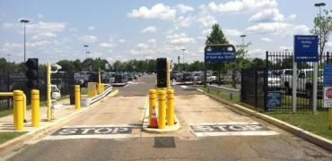 Airport Economy Lot