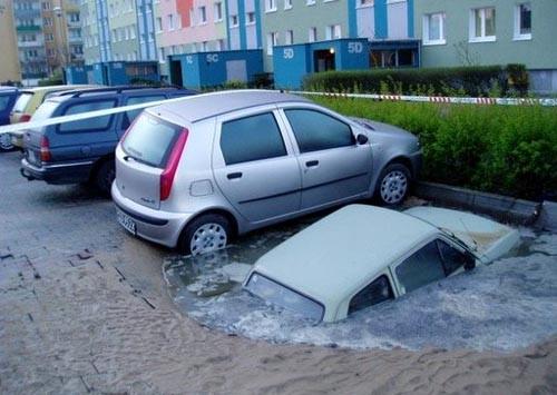 Parking Fail # 2