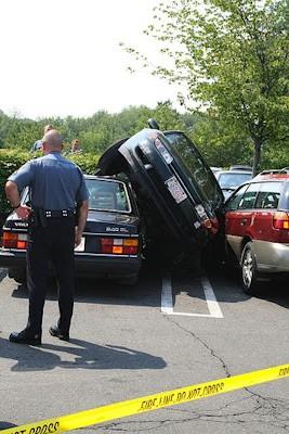 Parking Fail # 3