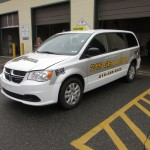 First Wheelchair Accessible Vehicle (WAV) Placed into Service