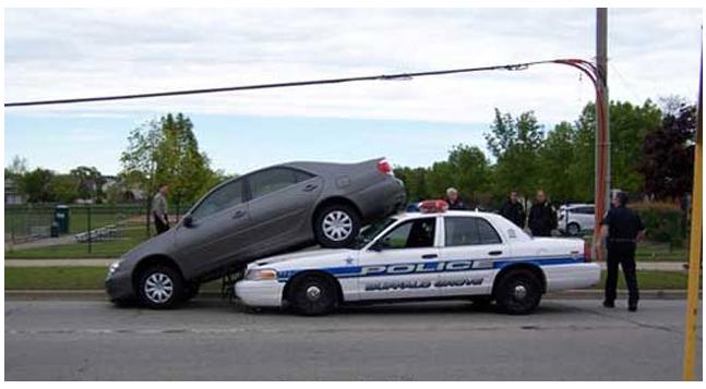 Parking Fail # 4