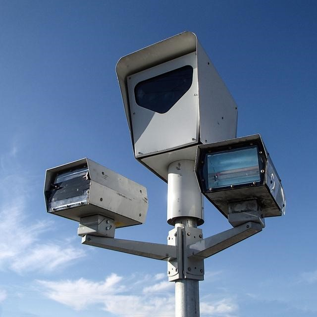 Red-light camera