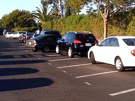 Parking Fail # 9