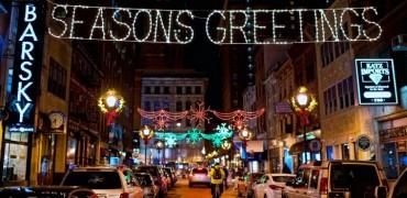Philadelphia Seasons Greetings