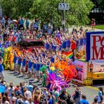Where to Park for the LGBT Pride Parade and Festival