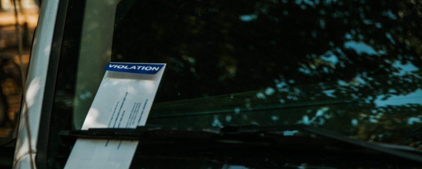 PPA Parking Violation