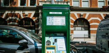 PPA Parking Kiosk