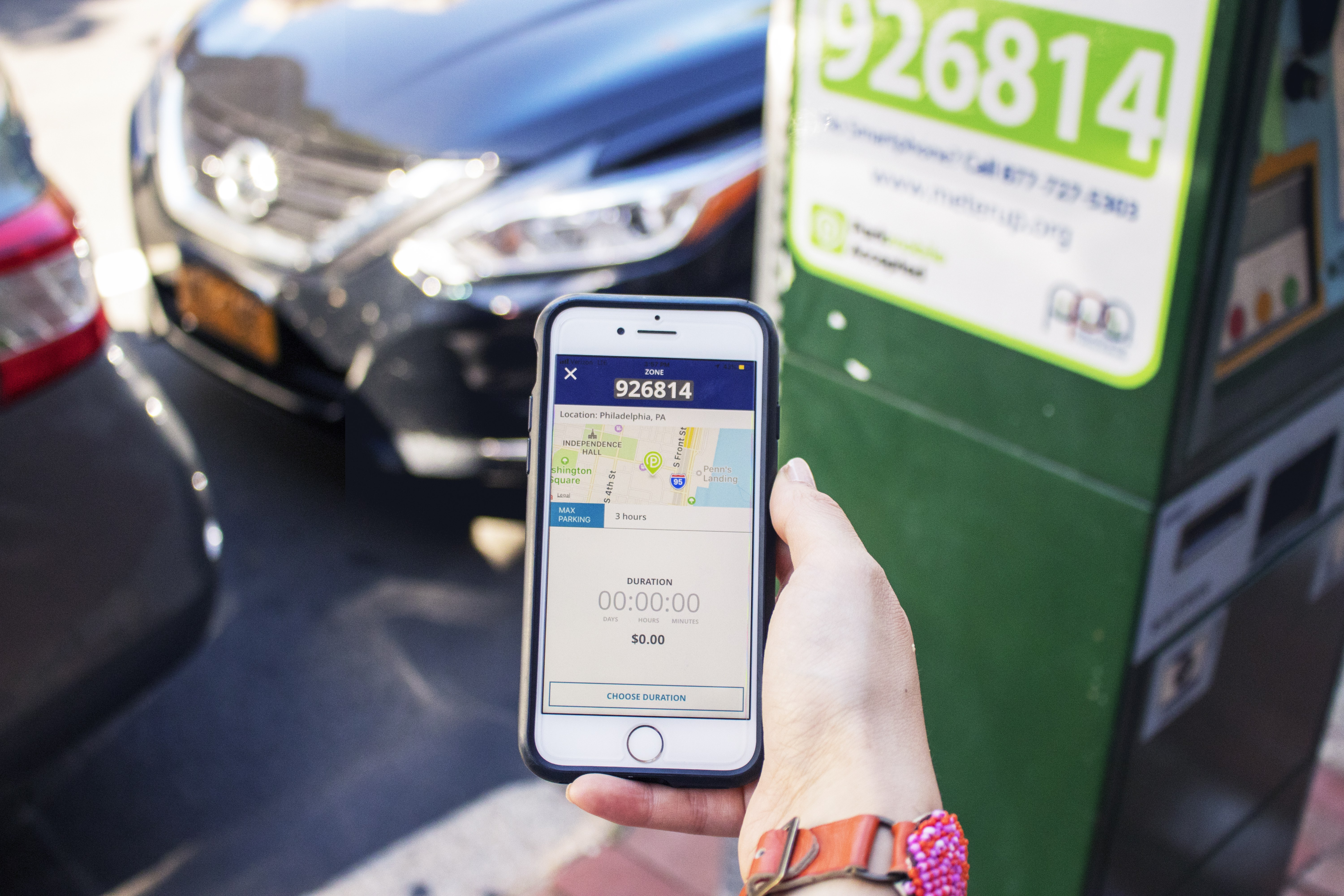 meterUP: Philly's New Convenient Parking App | The
