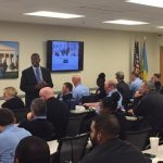 PPA at Work: Officers Instructed on Supporting Public Safety