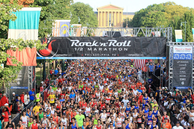 Rock-n-Roll Marathon