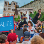 Where to Park: Bastille Day at Eastern State Penitentiary