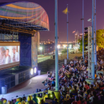 Where to Park: Screening Under The Stars
