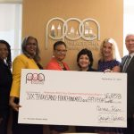 PPA Employees Contribute $6,458 to the Red Cross Hurricane Disaster Relief Fund